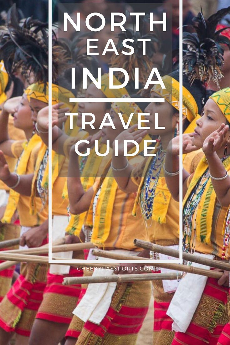 After spending several months in North East #India, here's our #northeast India #travel #guide and North East India #itinerary with as much info as possible! #incredibleinida #travelawesome #offbeattravel #unexplored #travelstoke #travelawesome #travelguide #travelcouple #beautifuldestinations #destinations #natgeo