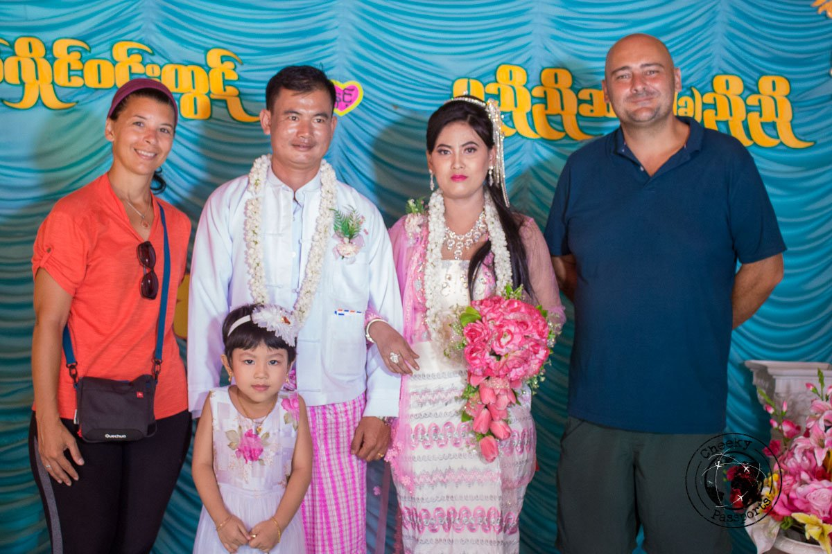 A Wedding at Bilu isalnd, Mawlamyine