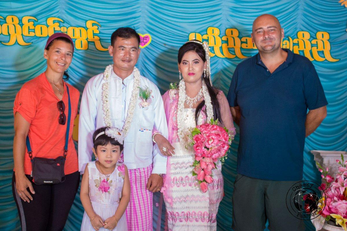 A Wedding at Bilu isalnd, Mawlamyine