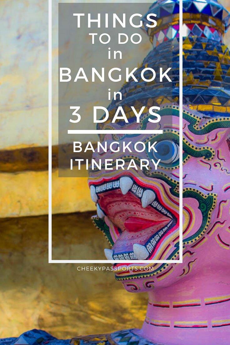 Bangkok can be overwhelming if you're planning a short stay, but our Bangkok itinerary will guide you through the best things to do in Bangkok in 3 days! #thaitraveling #bangkokthailand #thailandtravel #thailandinsider #webangkok #amazingthailand #asiatravel #city #asia #earthfocus #thailand #bangkokcityvibes #bangkok