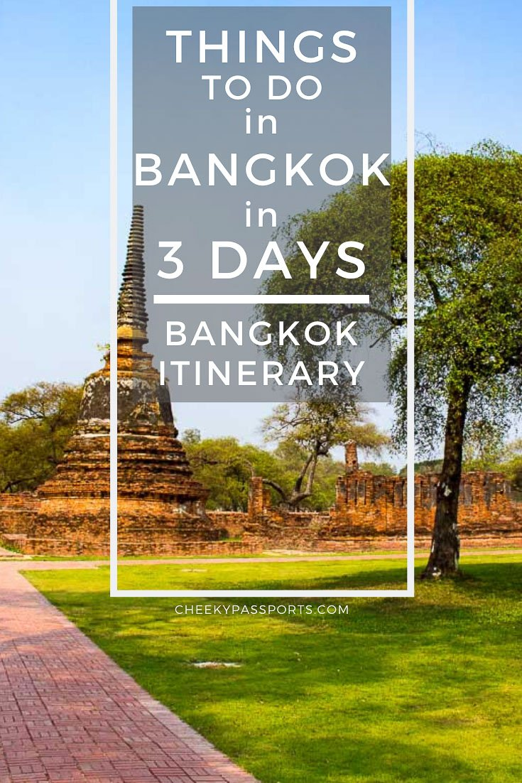Bangkok can be overwhelming if you're planning a short stay, but our Bangkok itinerary will guide you through the best things to do in Bangkok in 3 days! #thaitraveling #bangkokthailand #thailandtravel #thailandinsider #webangkok #amazingthailand #asiatravel #city #asia #earthfocus #thailand #bangkokcityvibes #bangkok