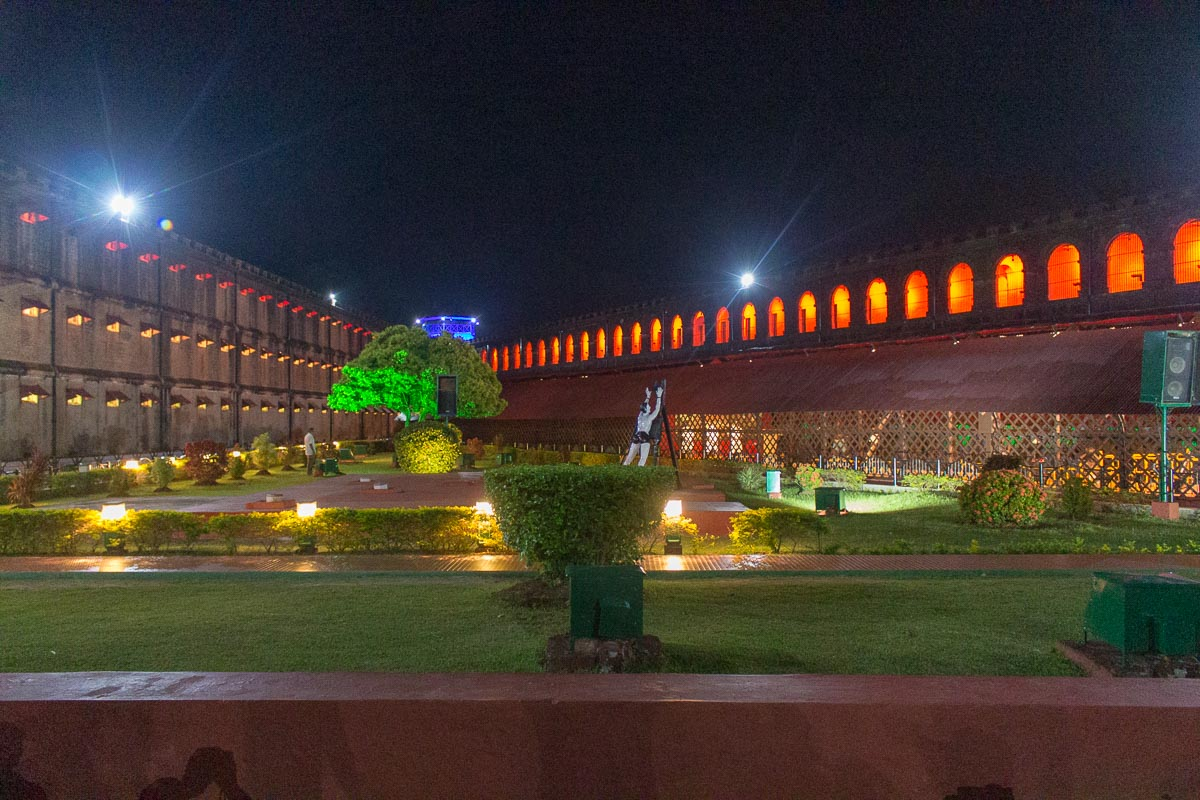 Cellular Jail in Port Blair is a must see on any two week andaman itinerary