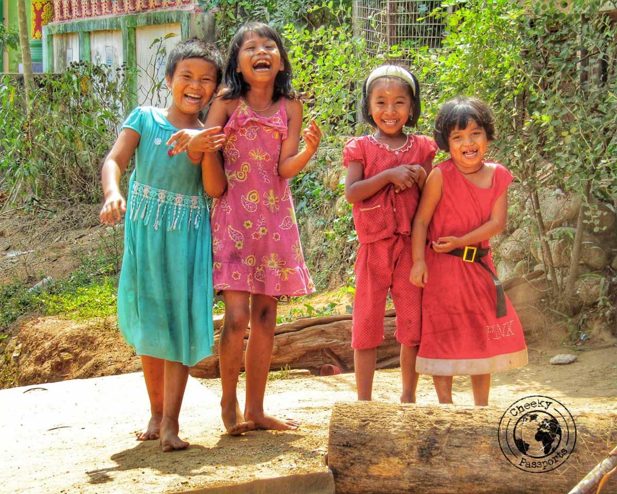 Children of Dawei