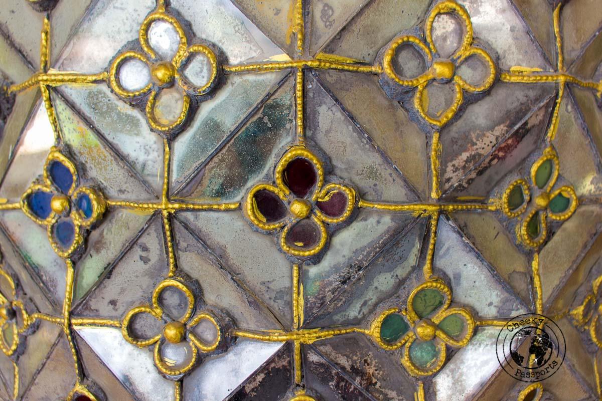 Detail at Mahamuni Paya