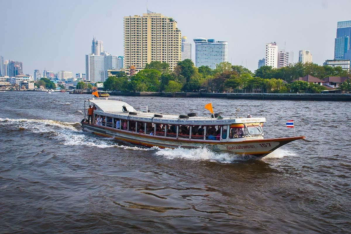 Ferry service, photo credit Tatiana S