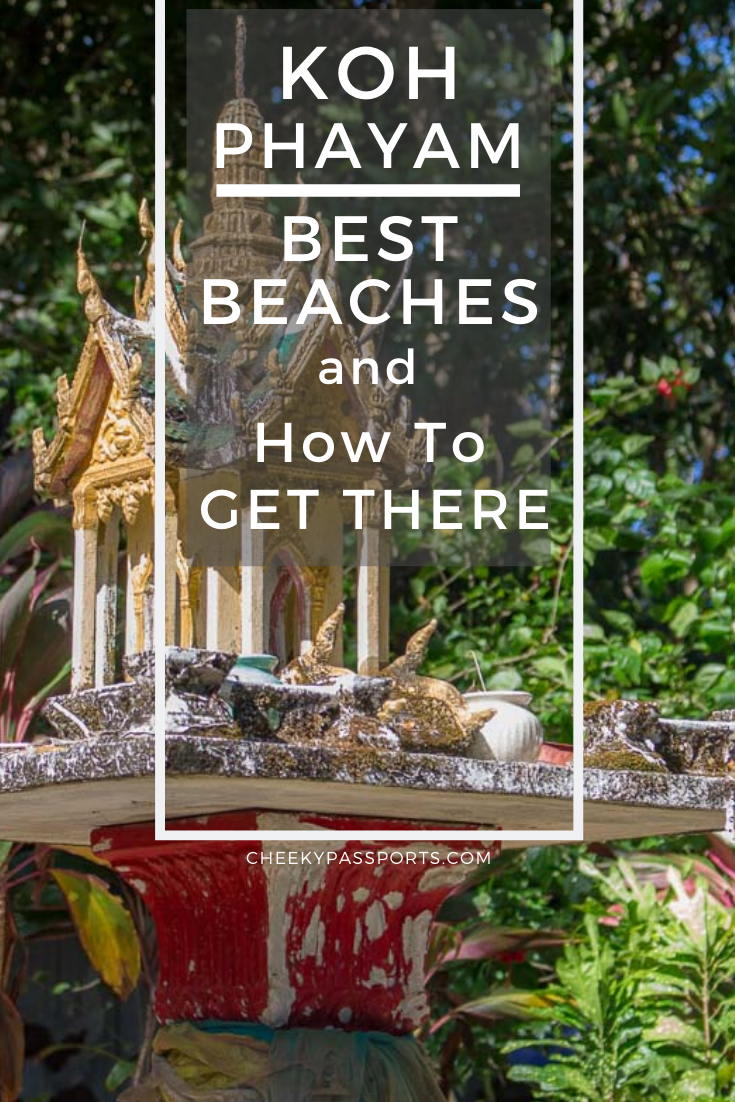 Koh Phayam is known to be one of Thailand's best-kept secrets, due to its lack of mass tourism, making it a perfect destination to chill out for a few days. #thailand #thailandislands #beachs #thailandbeaches #remotebeaches #beachbum