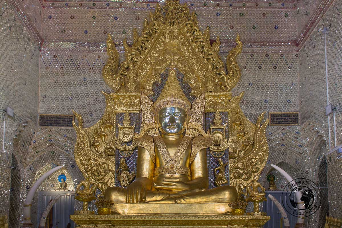 Mahamuni Paya is one of the best things to do in Mawlamyine, South Myanmar