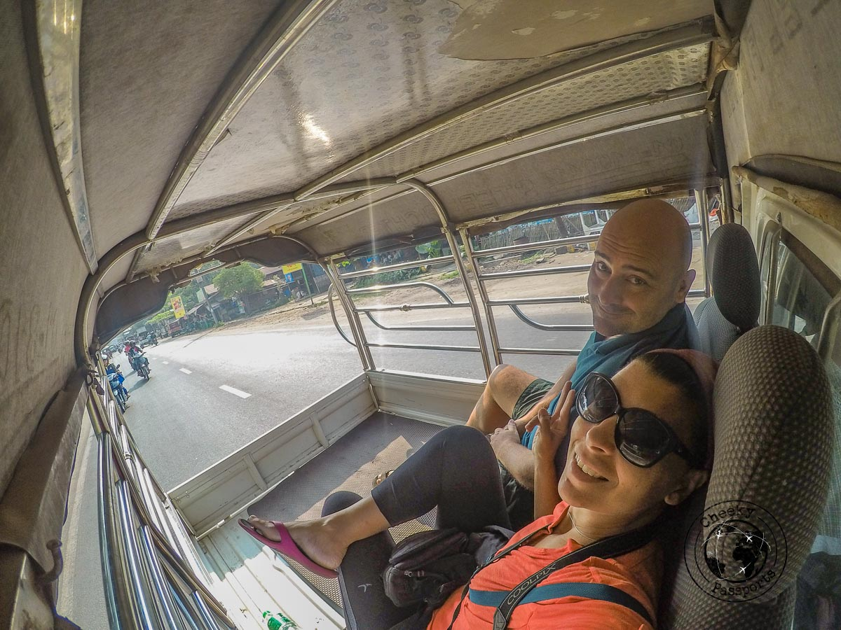 Off we go on our trip exploring the top things to do in Bilu Island