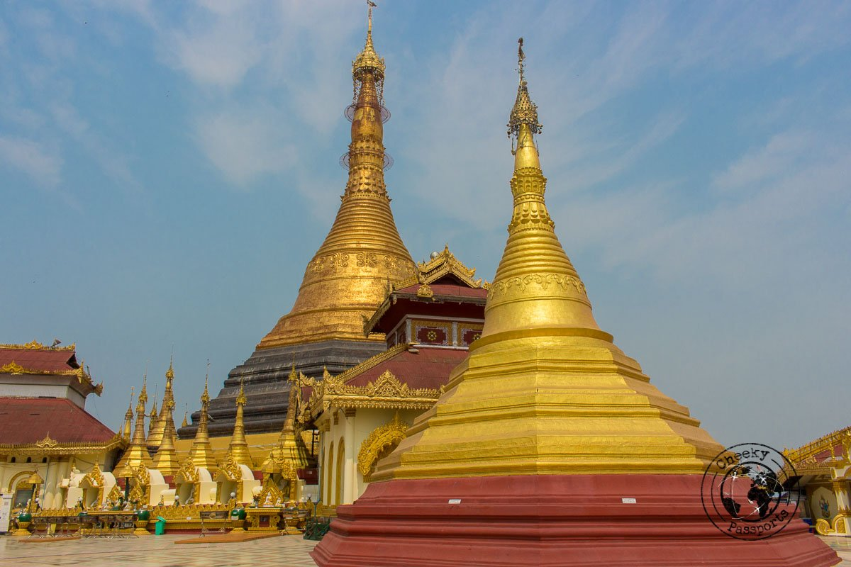 Paya Kyaikthanian is one of the best places to visit in Mawlamyine