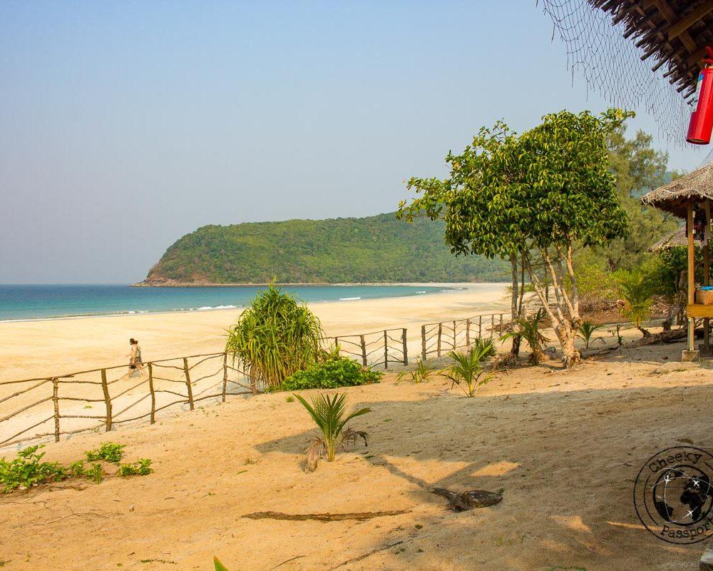 Exploring the Beaches in Dawei and the Dawei Peninsula