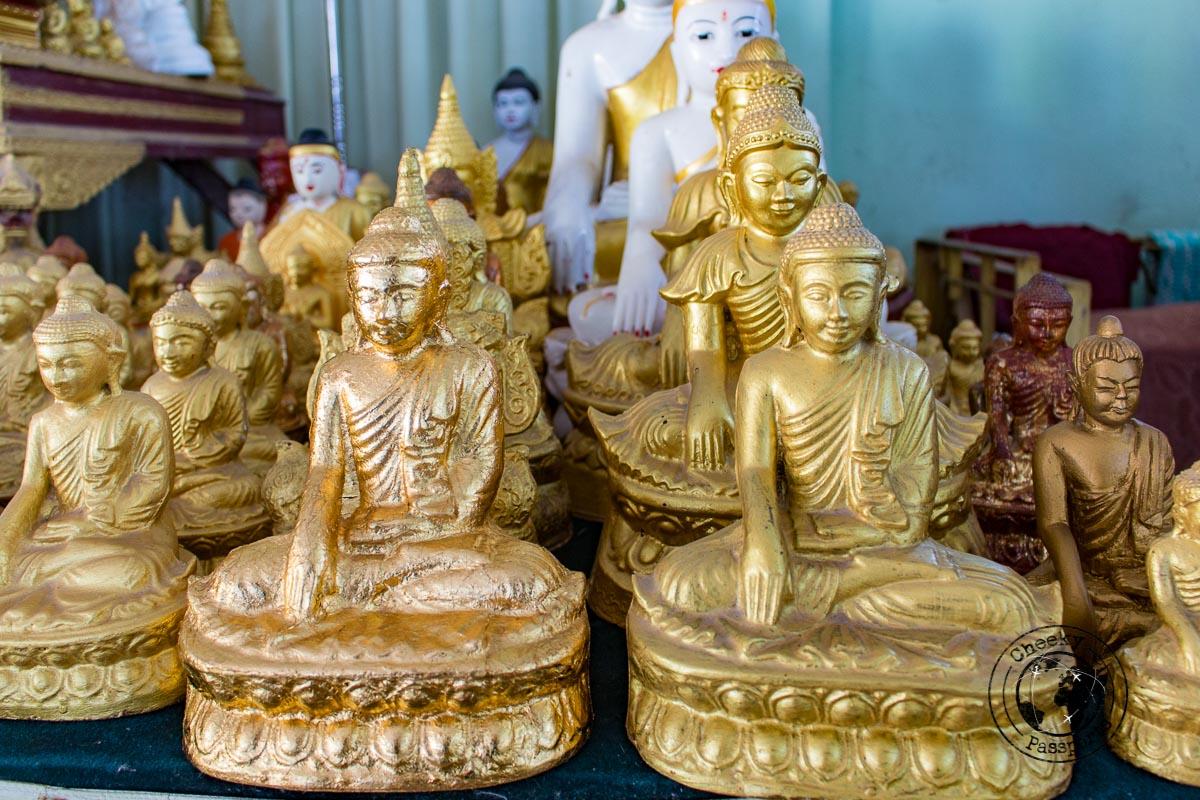 Souvenirs of Myanmar