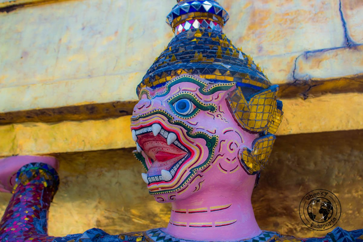 Thai Art in Bangkok