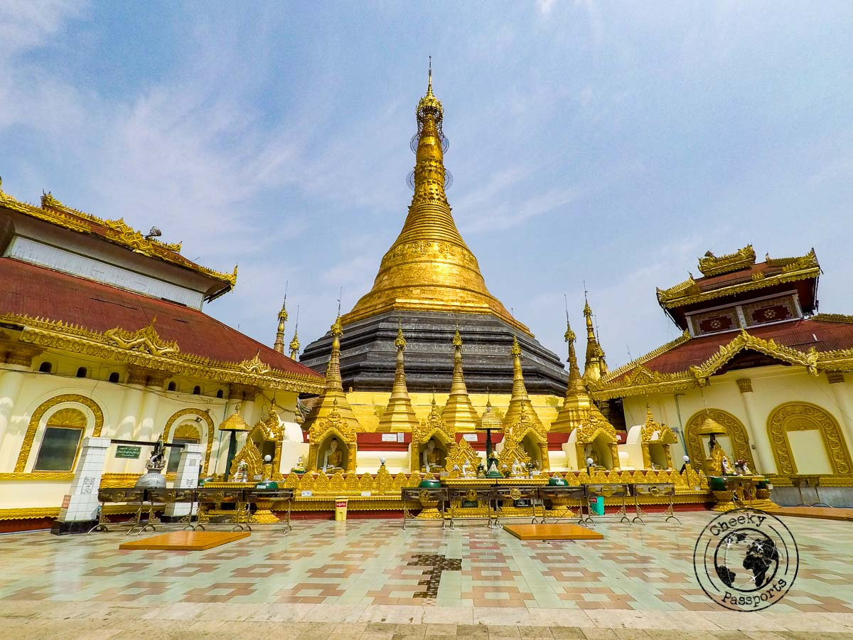 Kyaikthanlan Pagoda - Best things to do in Mawlamyine, South Myanmar