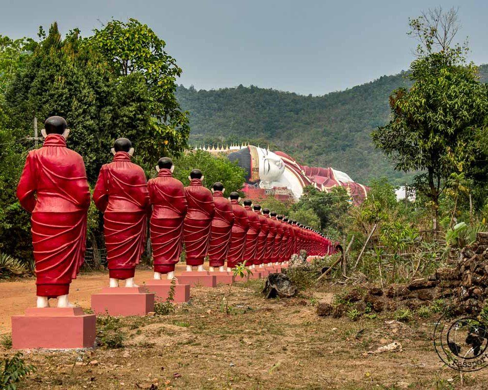 Things to do in Mawlamyine and Bilu Island, Myanmar