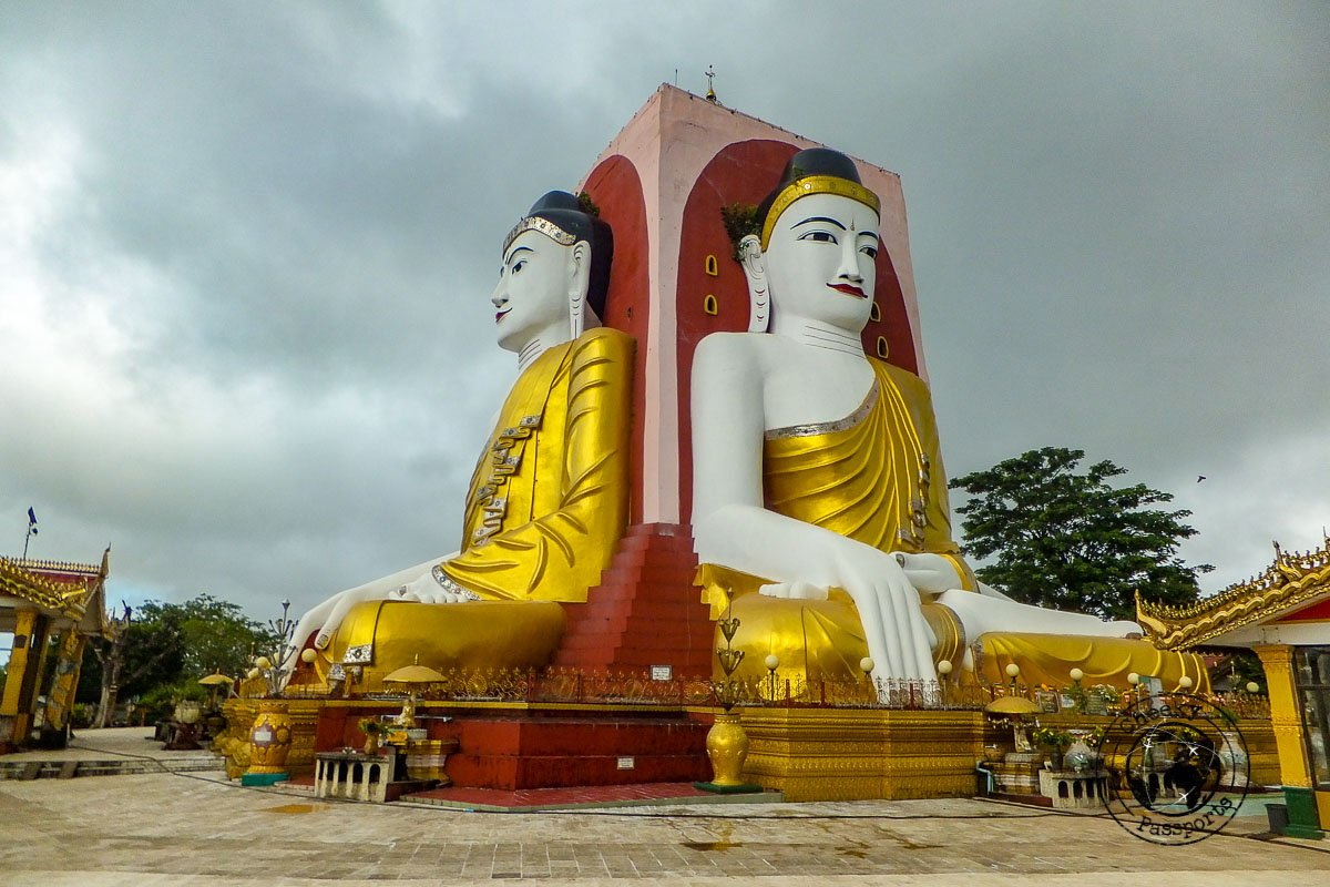 Bago, South Myanmar