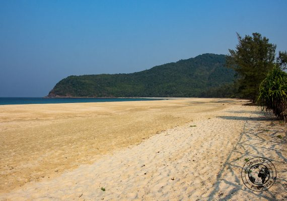 Beaches of Dawei