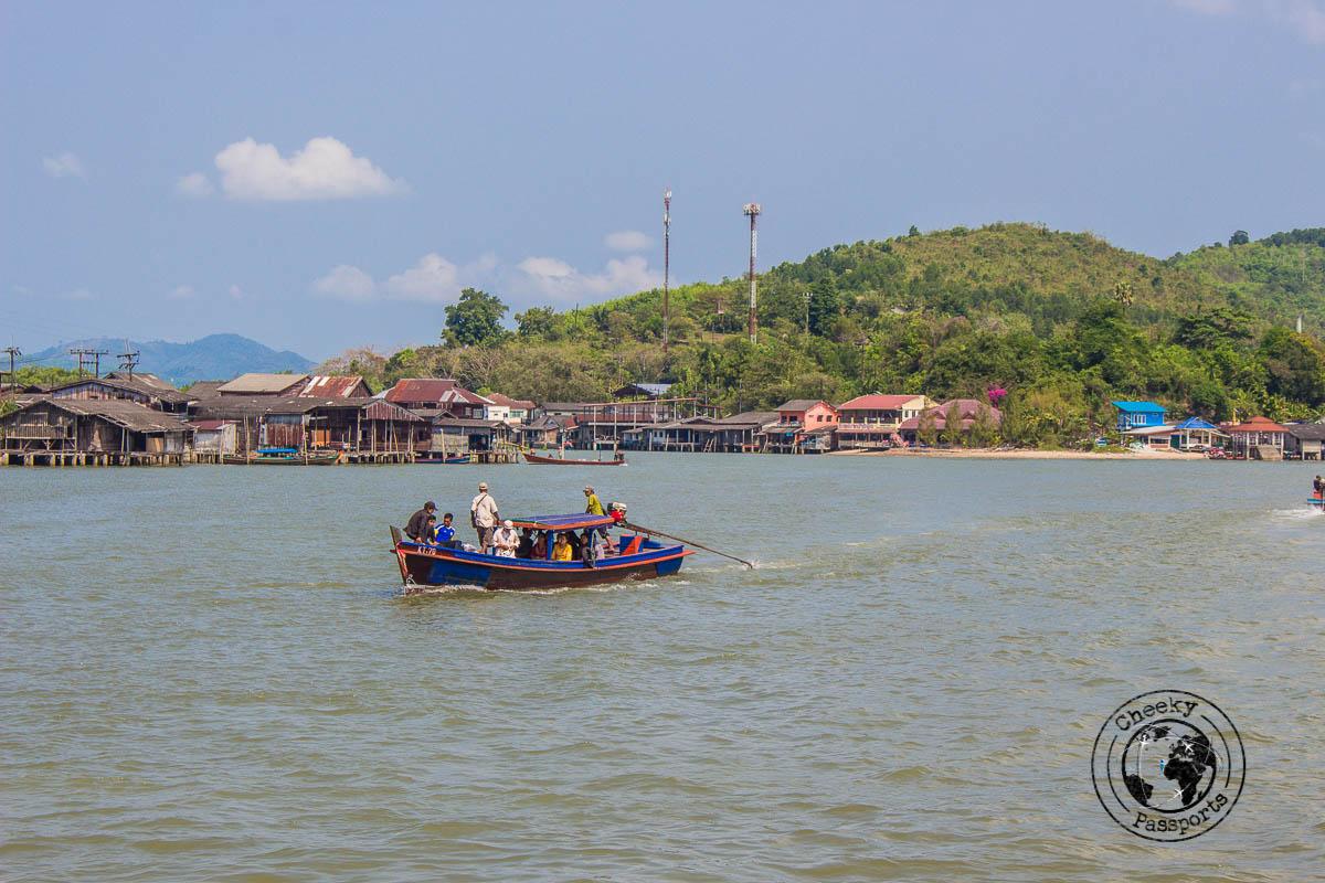 Kawthaung - exploring Myanmar off the beaten track