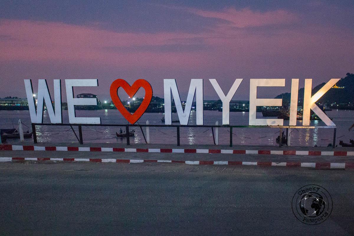 We love Myiek - myanmar off the beaten track