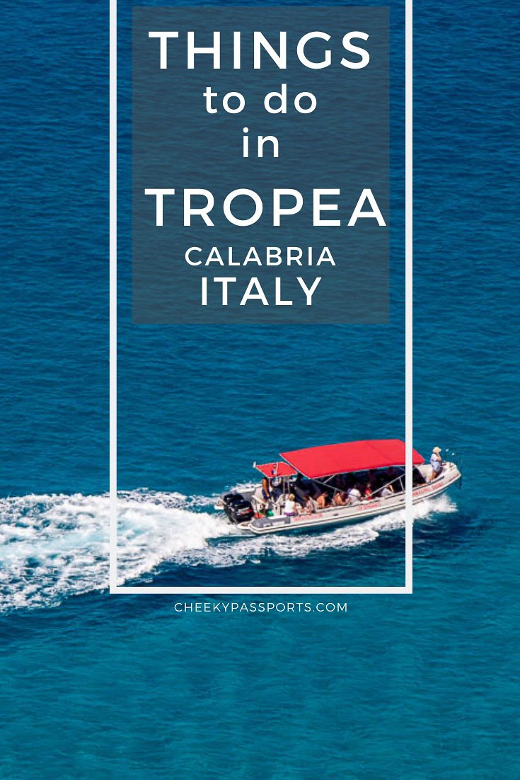 The crystal-clear waters of the #beaches in #Tropea and an abundance of things to do in Tropea and around, make the region an #affordable #holiday #destination! #calabria #lifesabeach #italy #travelawesome #travel #budgettrip