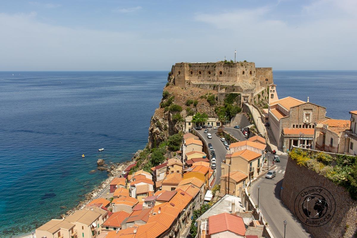 Castello Dei Ruffo di Scilla
