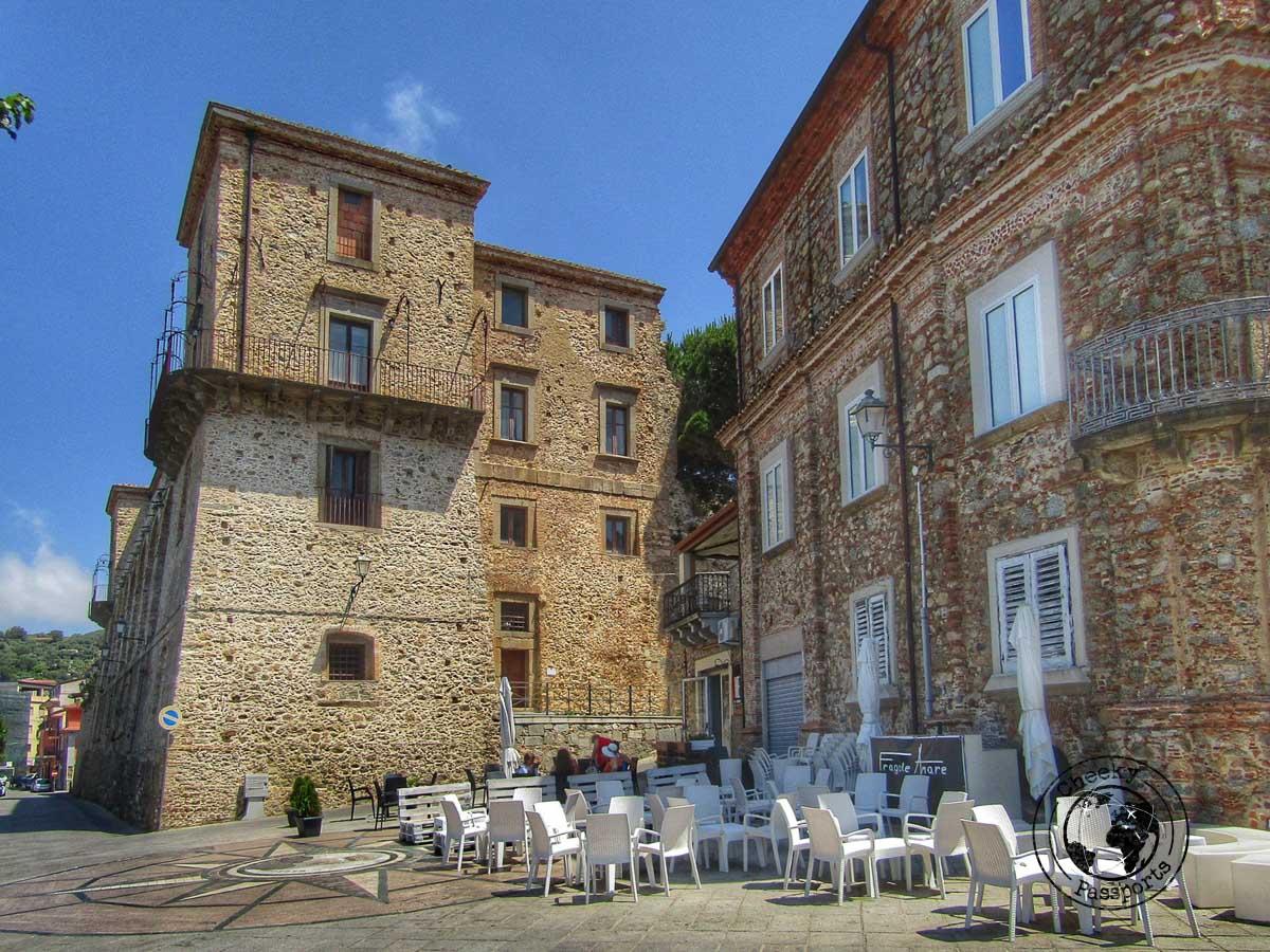 Castello Ruffo di Nicotera