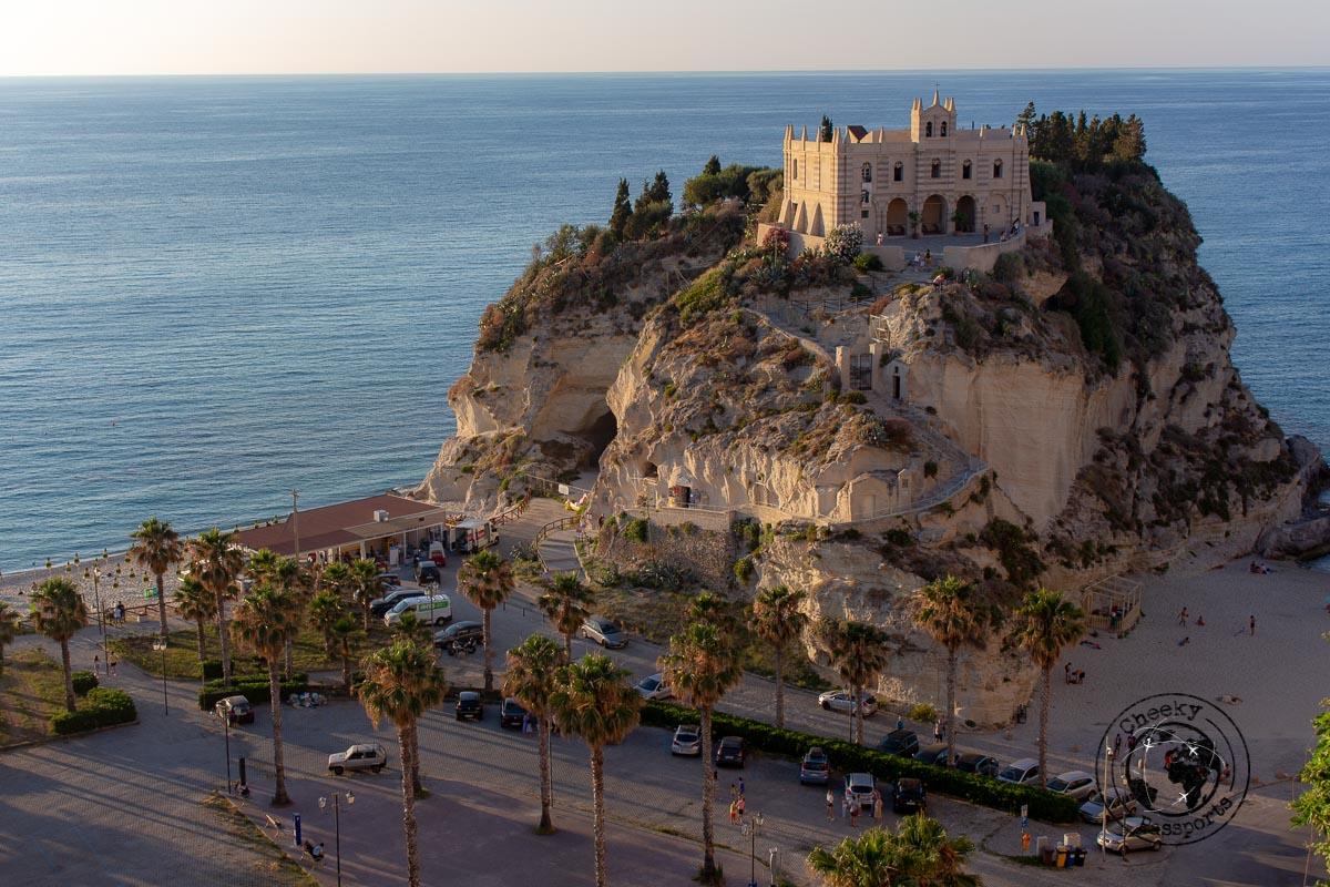 Chiesa di Santa Maria dell isola, in tropea Calabria