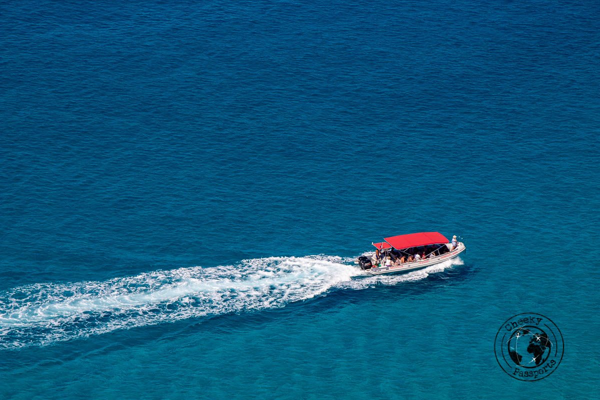 Clear seas around tropea - best things to do in tropea