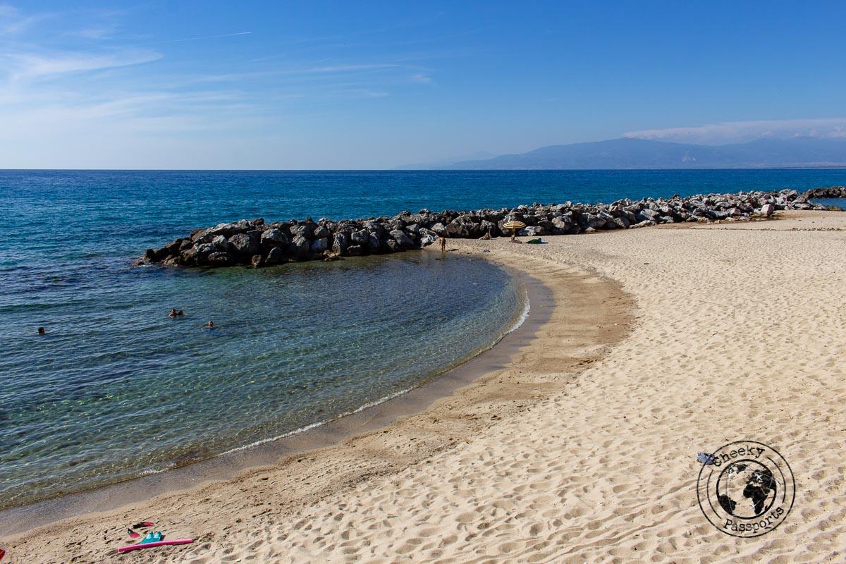 Piedigrotta Beach, top tropea beaches