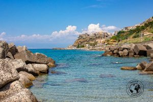 The beaches just off Pizzo