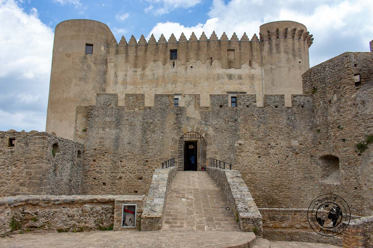 Carafa Castle in Santa Severina is one of the top things to do in Crotone