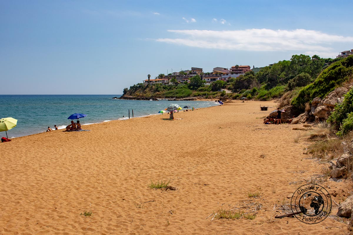 Le Cannella Beach, is amongst the top things to do in Crotone