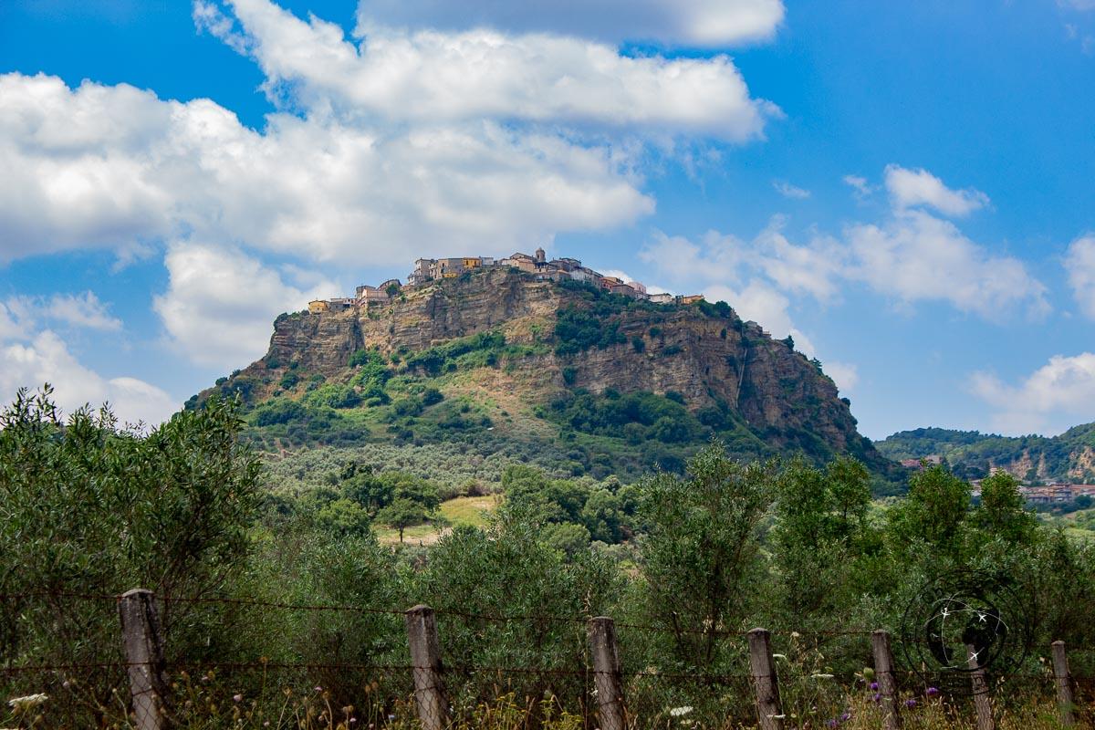 Santa Severina in Calabria, near Crotone