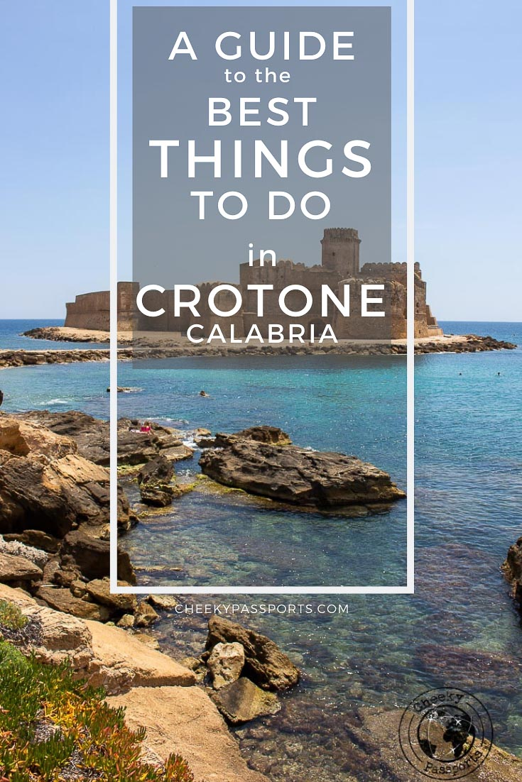 A number of things to do in Crotone make the #city worth putting on your #Calabria #itinerary! Read more about all the best things to do in #Crotone. #bellaitalia #suditalia #viaggiare #travel #travelstoke #beautifuldestinations #roadtrip