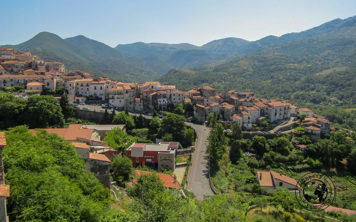 Aieta in Calabria