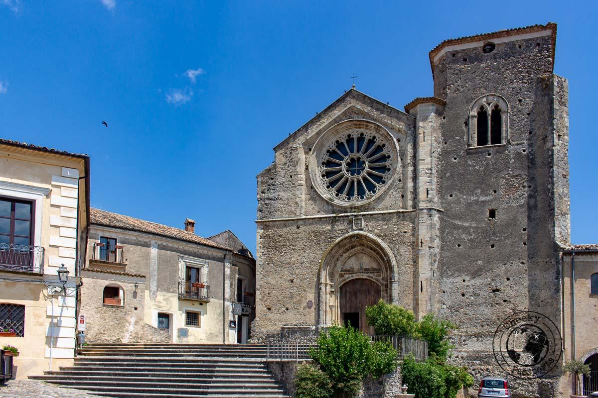 Altomonte - Calabria Itinerary