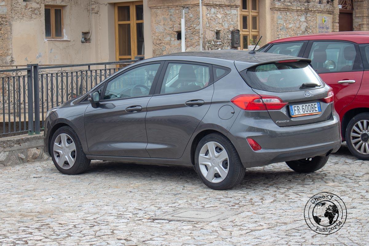 Car rental in Calabria - Calabria itinerary