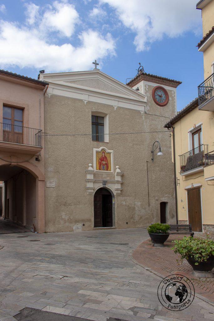 Church of Frascineto