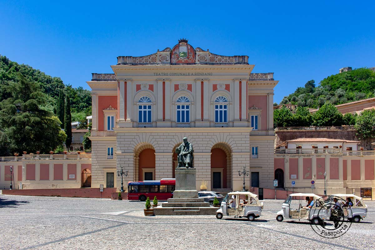 Old town of Cosenza - Top places to visit in Calabria