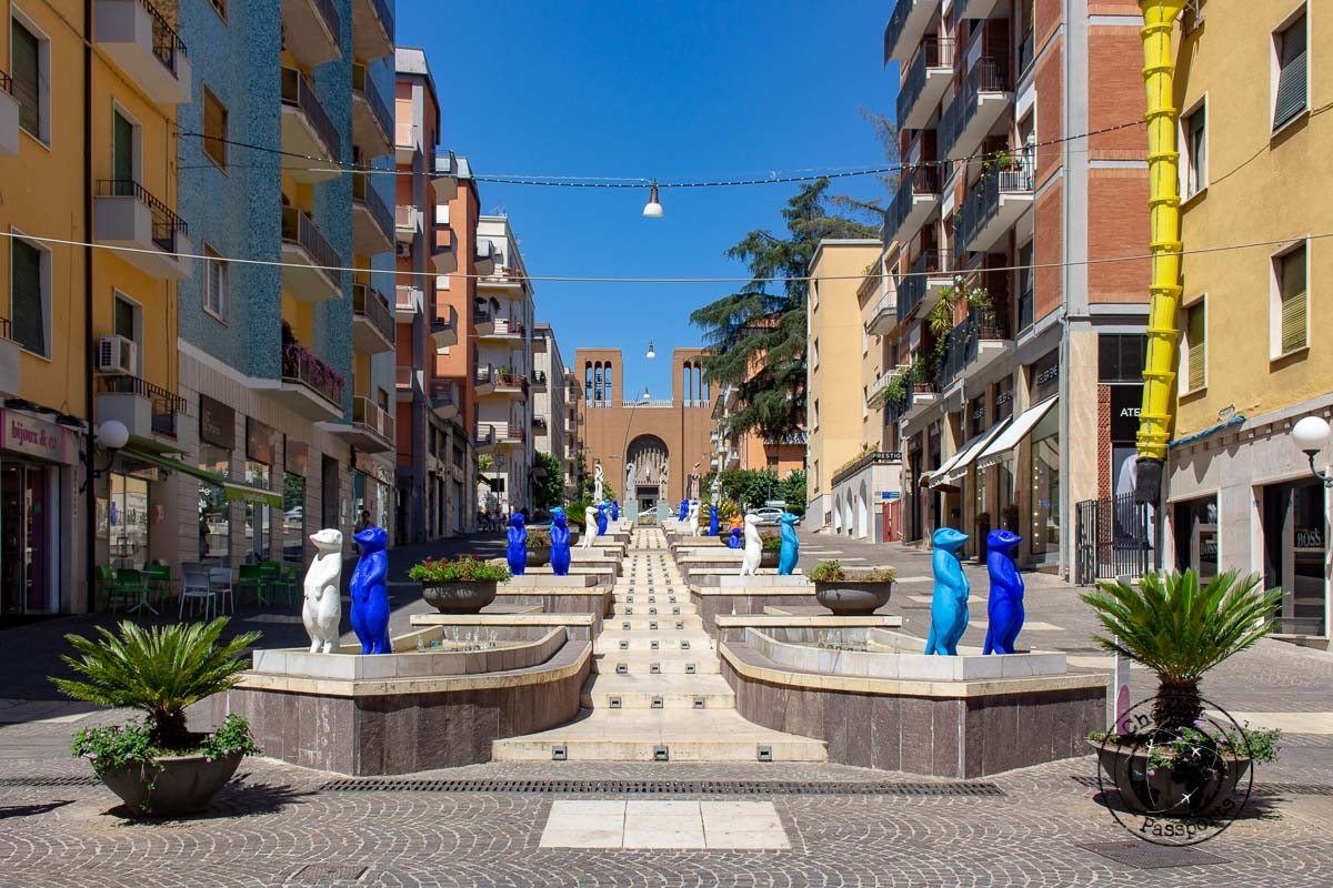 Cosenza as an open air museum - top places to visit in Calabria
