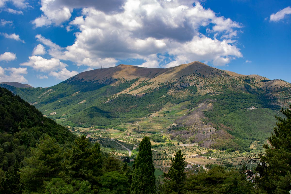 Dazzling natural landscapes of Calabria