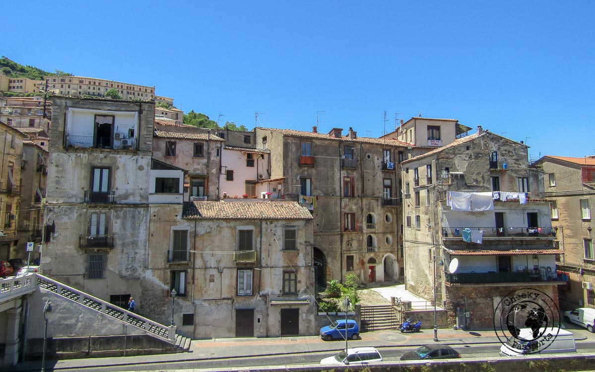 Cosenza old town