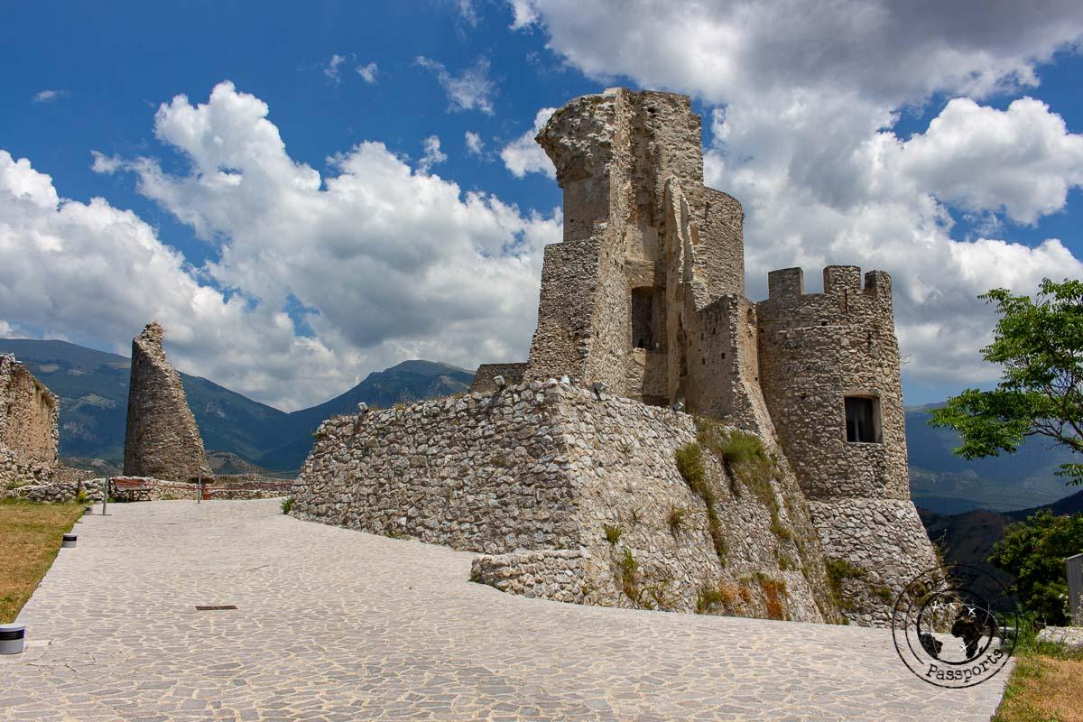 Morano Calabro Castle Ruins
