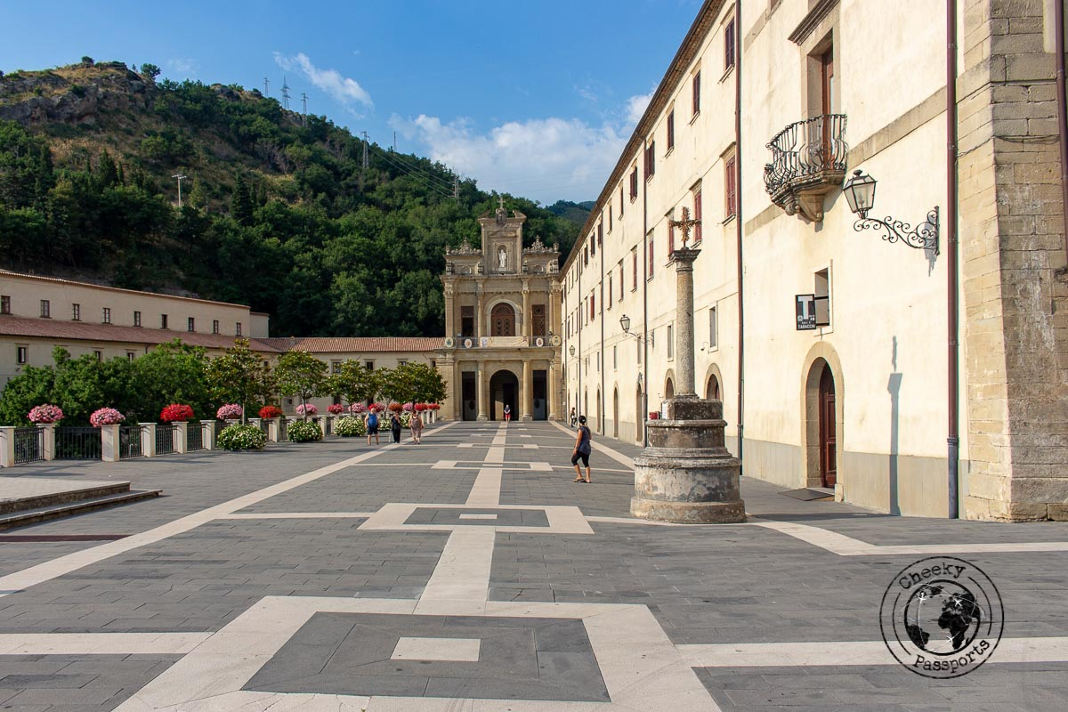 Santuario di San Francesco in Paola Calabria