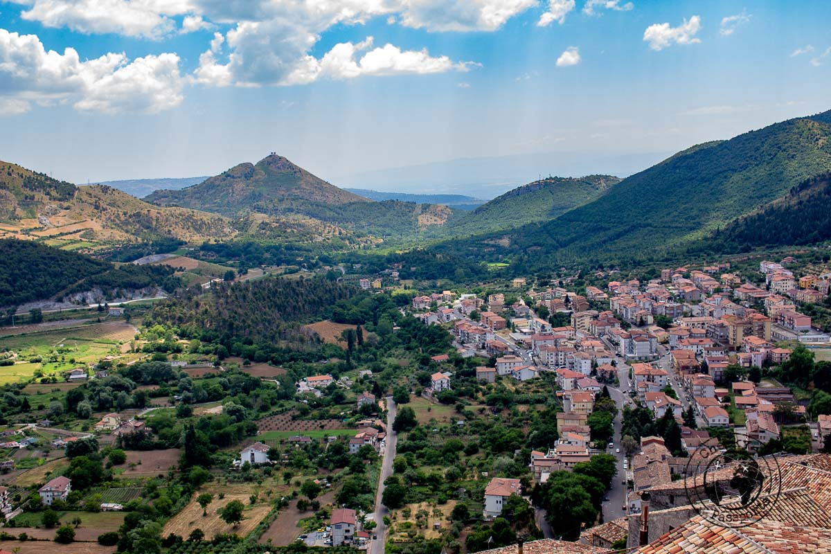 Beautiful Countryside of Calabria