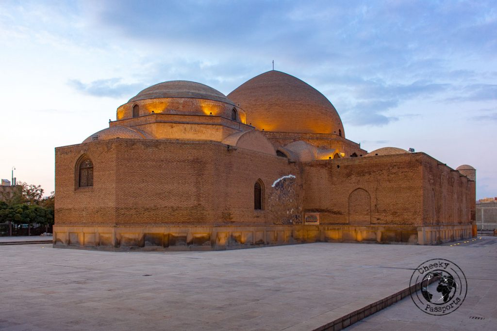 Blue Mosque of Tabriz - Things to do in Tabriz