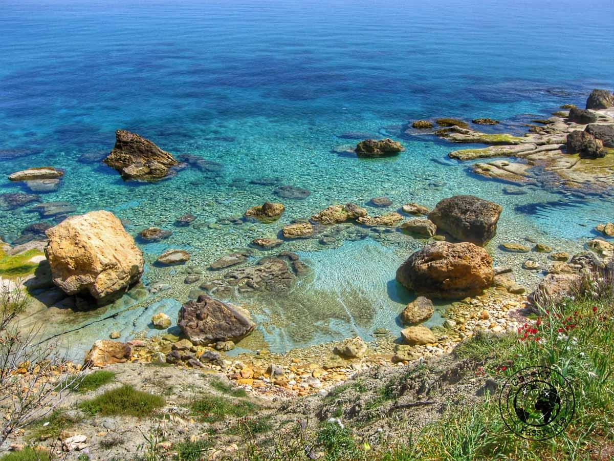 Malta's Blue waters