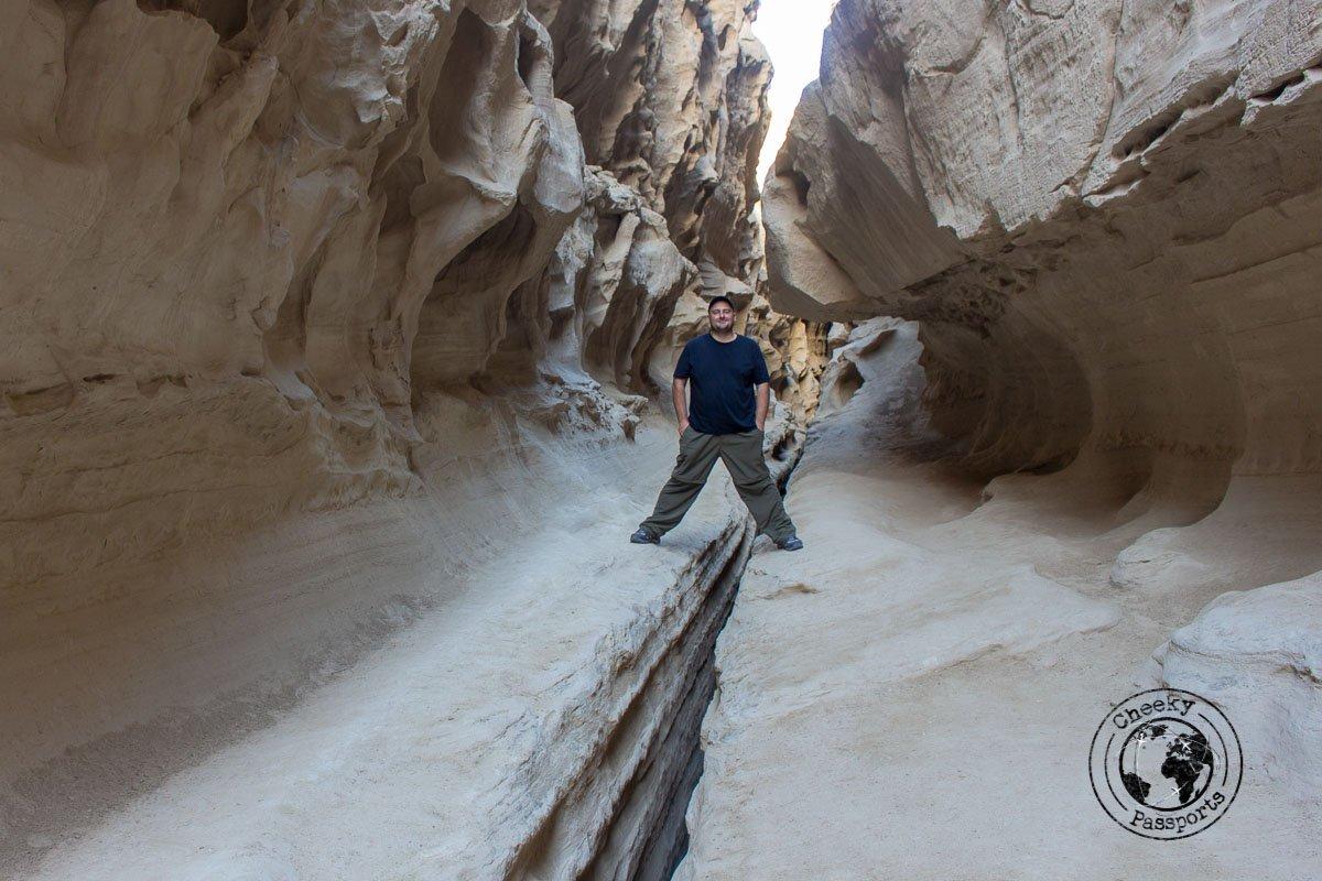 Chahkooh Canyon on Qeshm island in Iran - Iran travel tips