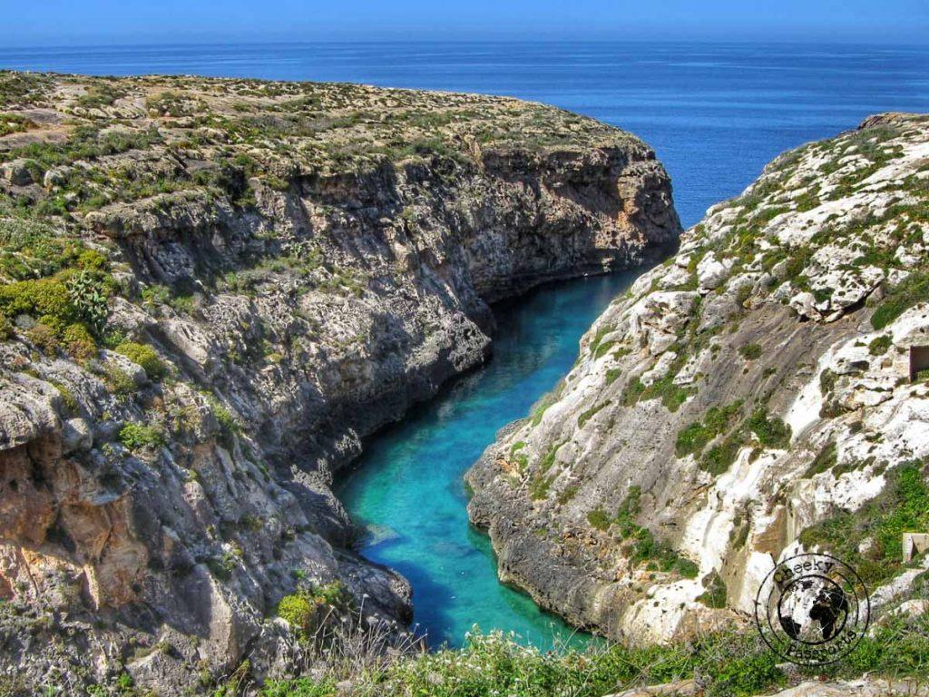 Dahlet Qorrot in Gozo