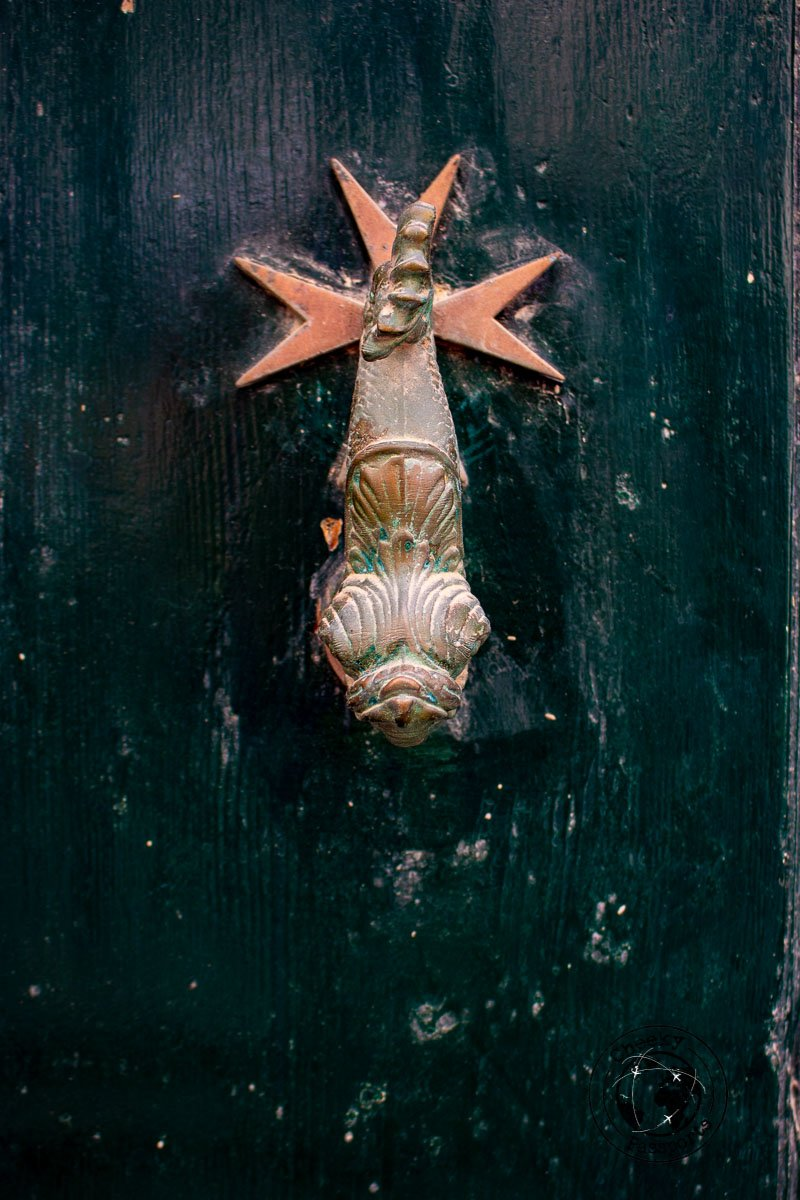 Door Knockers in Malta are an attraction in themselves