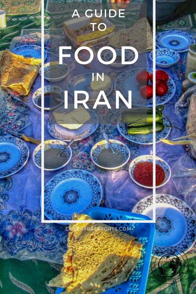 We love to #eat, and can confidently tell you that the #food in #Iran is superb! Here's a #guide to #traditional Iranian food and #Persian dishes. #iranissafe #discoveriran #irantourist #mustseeiran #foodie